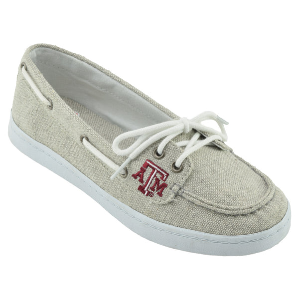 NCAA TEXAS A&M Women's Kauai Boat Shoe