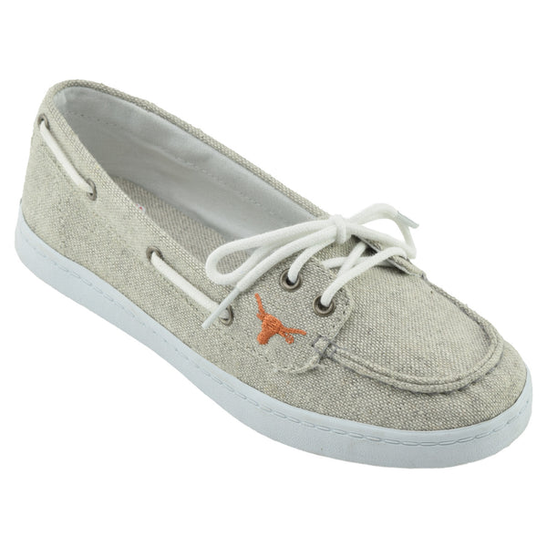 NCAA TEXAS LONGHORNS Women's Kauai Boat Shoe