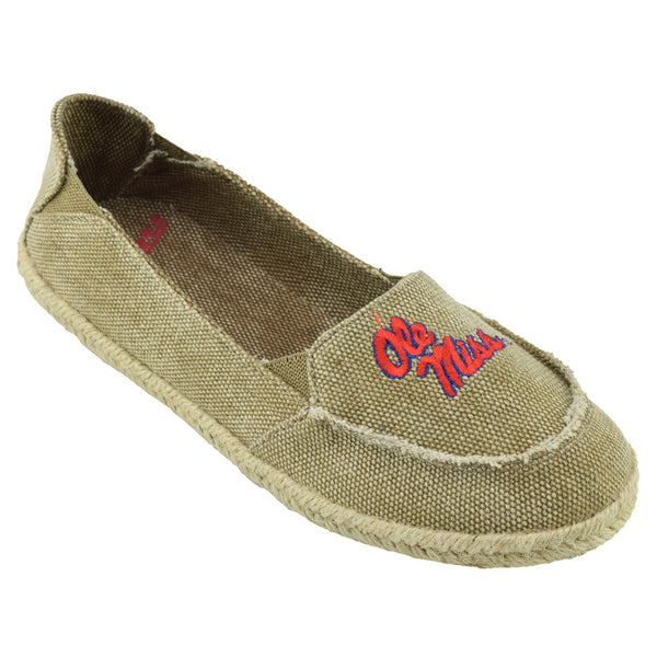 NCAA OLE MISS REBELS Women's Cabo Slip-on
