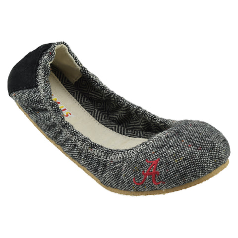 NCAA ALABAMA CRIMSON TIDE  Scrunch Flat for Ladies