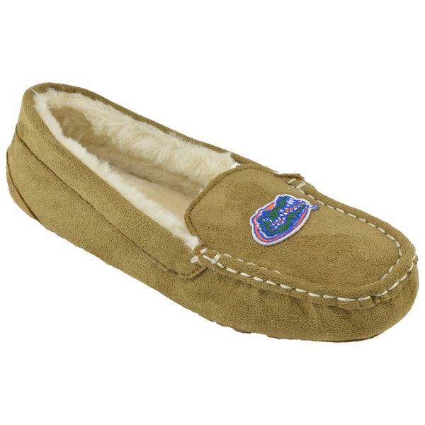 NCAA FLORIDA GATORS Women's Chestnut Moc