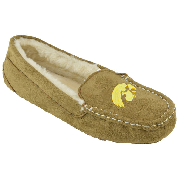 NCAA IOWA HAWKEYES Women's Chestnut Moc