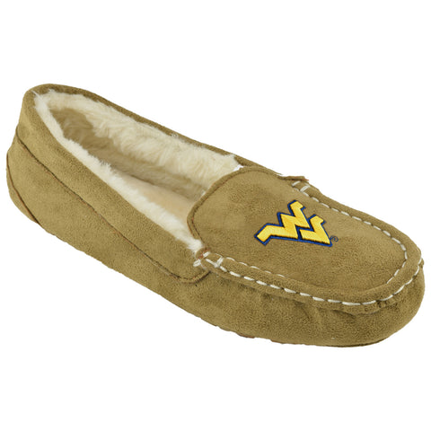 NCAA WEST VIRGINIA MOUNTAINEERS Women's Chestnut Moc
