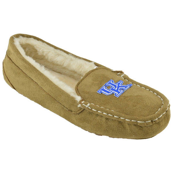 NCAA KENTUCKY WILDCATS Women's Chestnut Moc