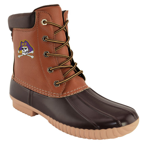 "East Carolina Pirates Hi-Cut ""Duck"" Duck Boot for Men"