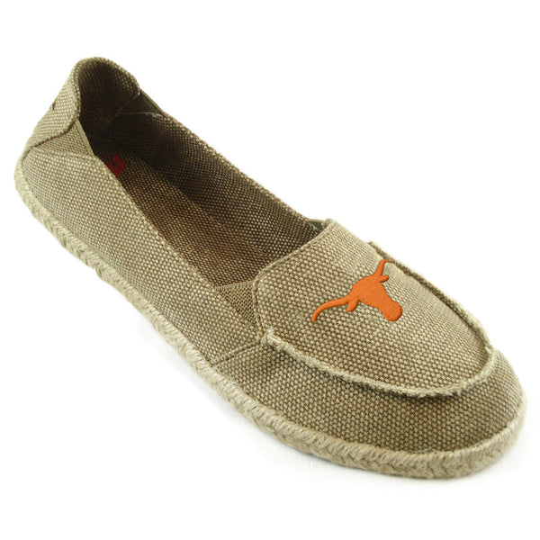 NCAA TEXAS LONGHORNS Women's Cabo Slip-on