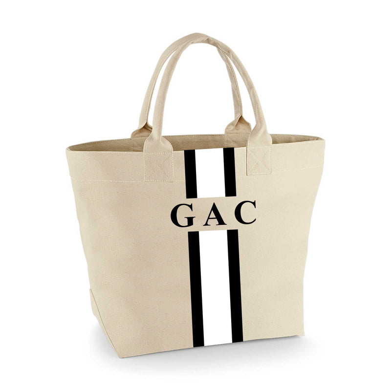 image 1 of Personalised Tote Bag - Deck