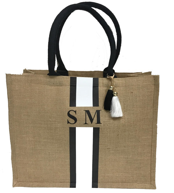 image 1 of Personalised Tote Bag Large