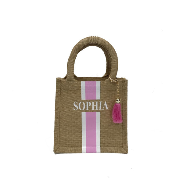 image 1 of Personalised Children's Tote Bag Small