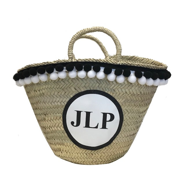 image 2 of Personalised GLITTER Basket