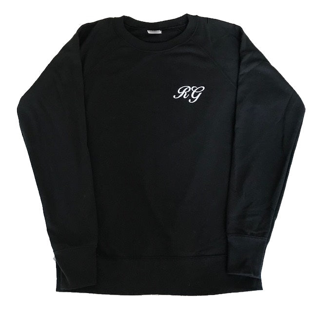 image 1 of Personalised Sweater - Black