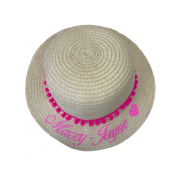 image 1 of Children's Personalised Hat age 1-5