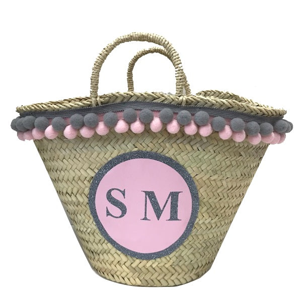 image 1 of Personalised GLITTER Basket