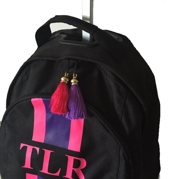image 5 of Personalised Small Luggage Bag