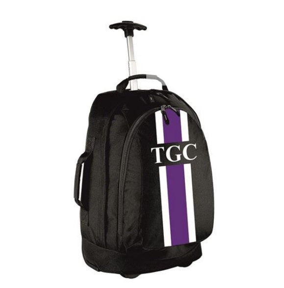 image 1 of Personalised Small Luggage Bag