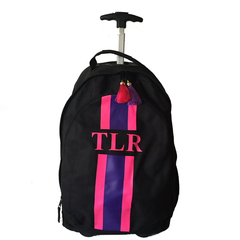 image 4 of Personalised Small Luggage Bag