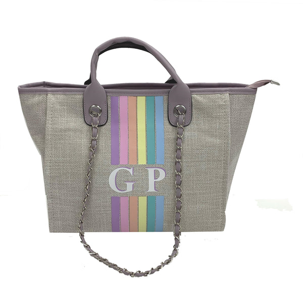 Chanella Chain Bag - Rainbow
