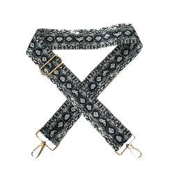 Limited Edition Snakeskin Bag Strap