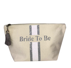 image 1 of Bride To Be Make up Bag