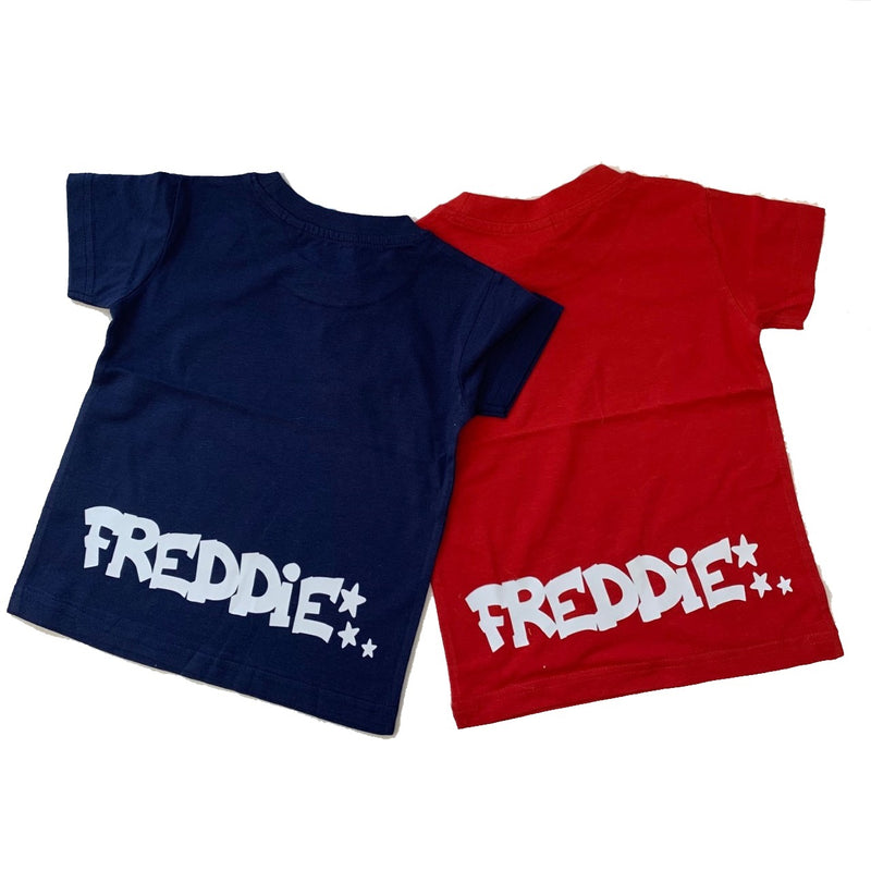 Children's Star Name T-shirt