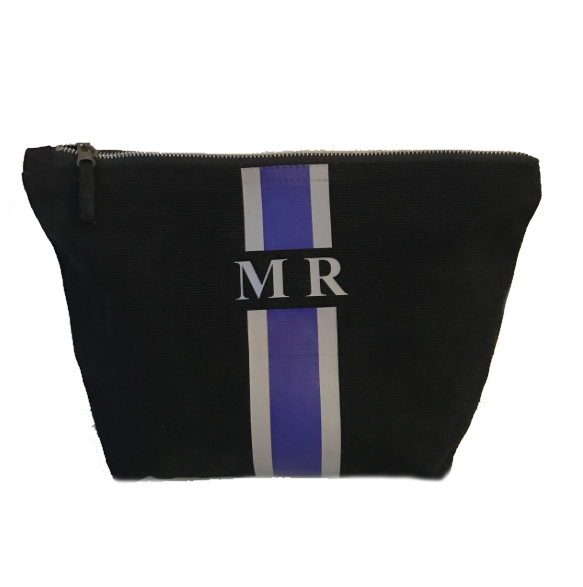 image 1 of Personalised MENS Toiletry Bag - Large