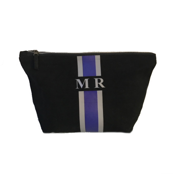 image 1 of Personalised MENS Toiletry Bag - Medium
