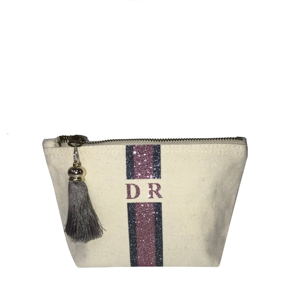 image 1 of GLITTER Personalised Clutch - Small