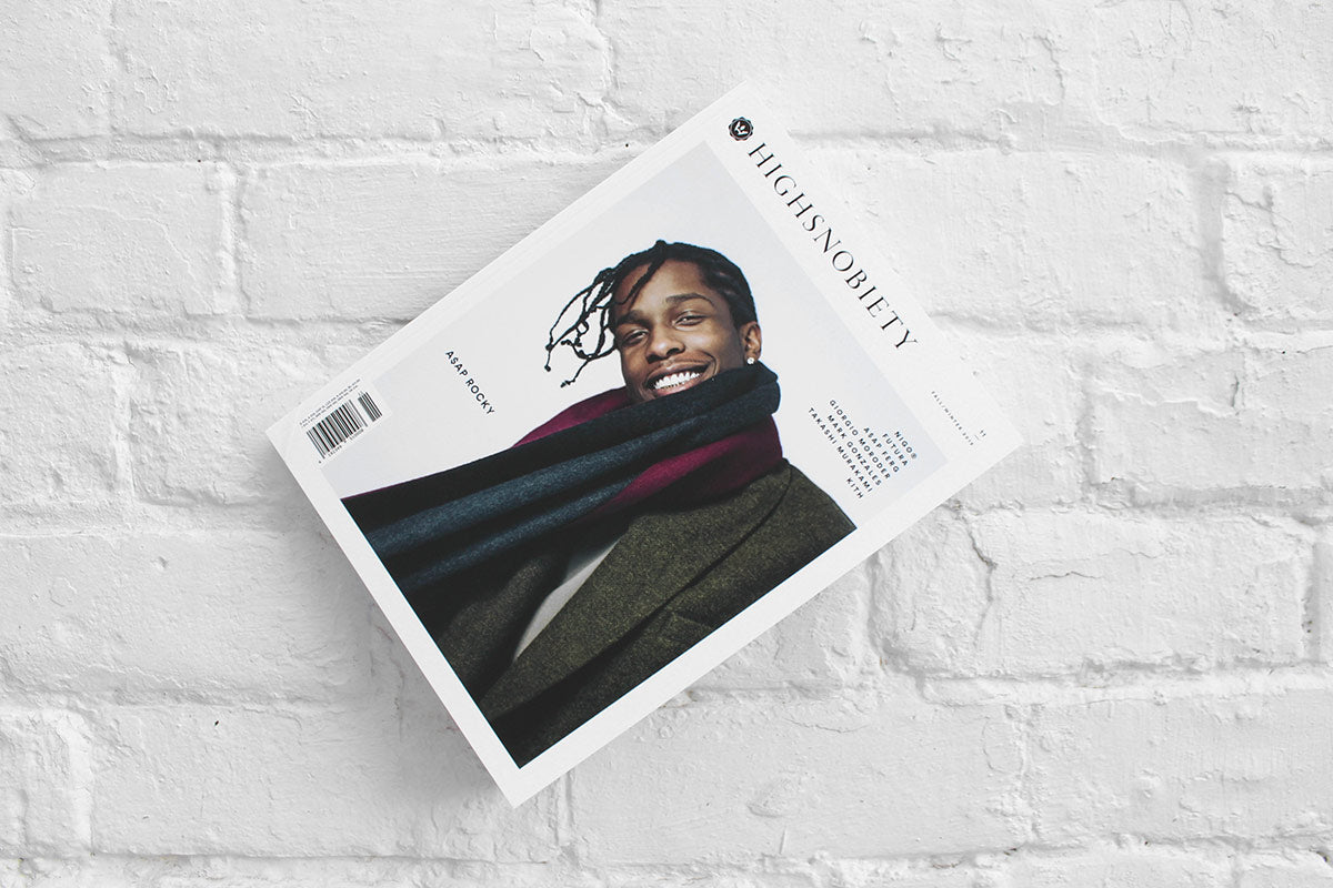 Highsnobiety Issue 11