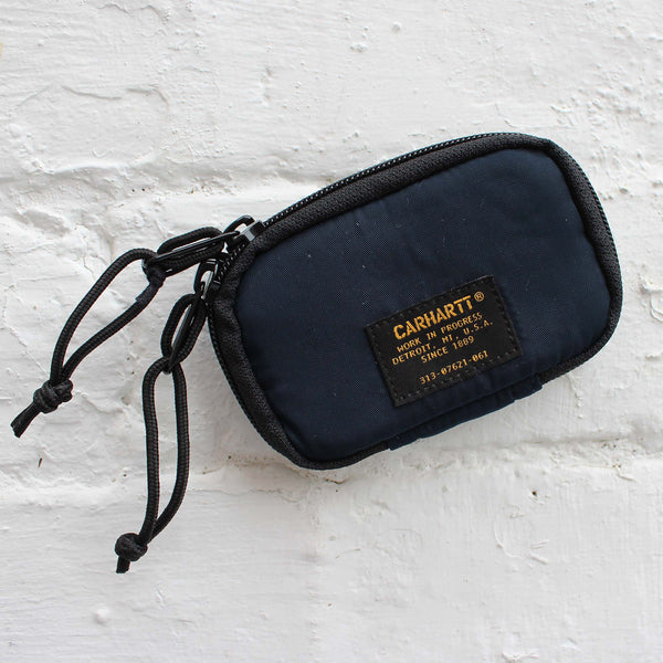 Carhartt WIP Military Wallet Small Navy