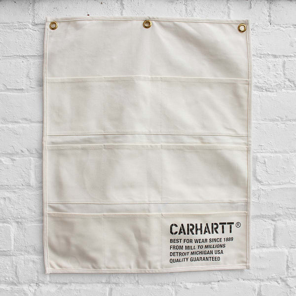 Carhartt WIP Mission Wall Storage Snow
