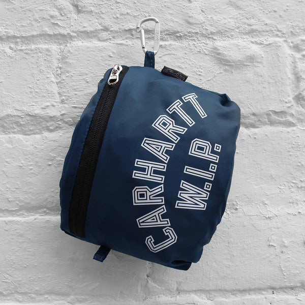 Carhartt WIP Packable Duffle Bag Navy