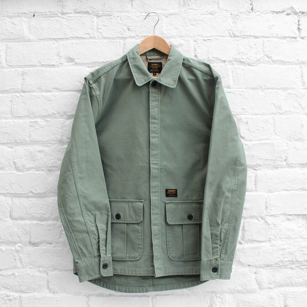 Carhartt WIP Anson Shirt Jacket Dollar Green