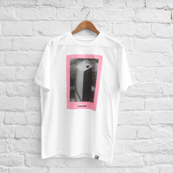 Carhartt WIP C Tower T-Shirt  White