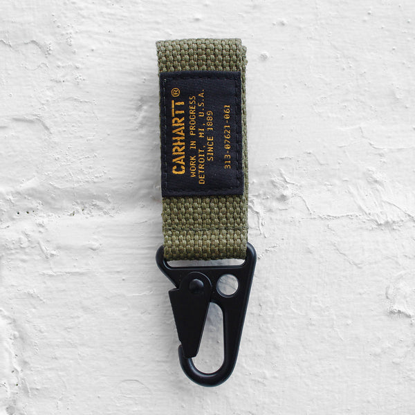 Carhartt WIP Camp Key Chain Rover Green