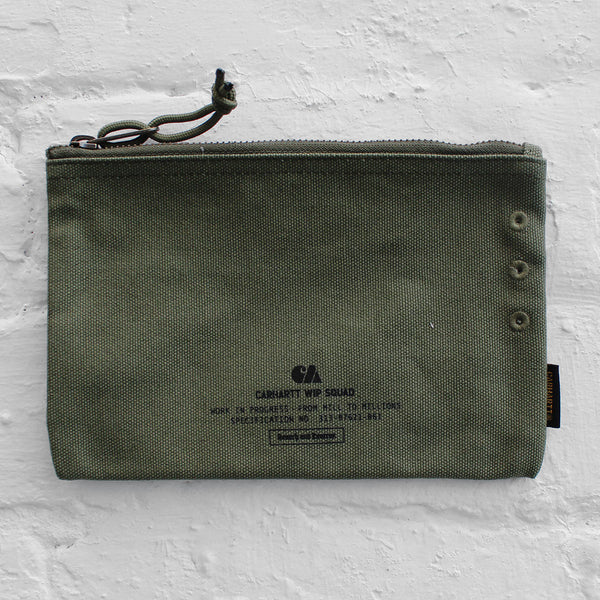 Carhartt WIP Camp Pouch Rover Green