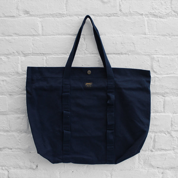 Carhartt WIP Camp Shopper Navy