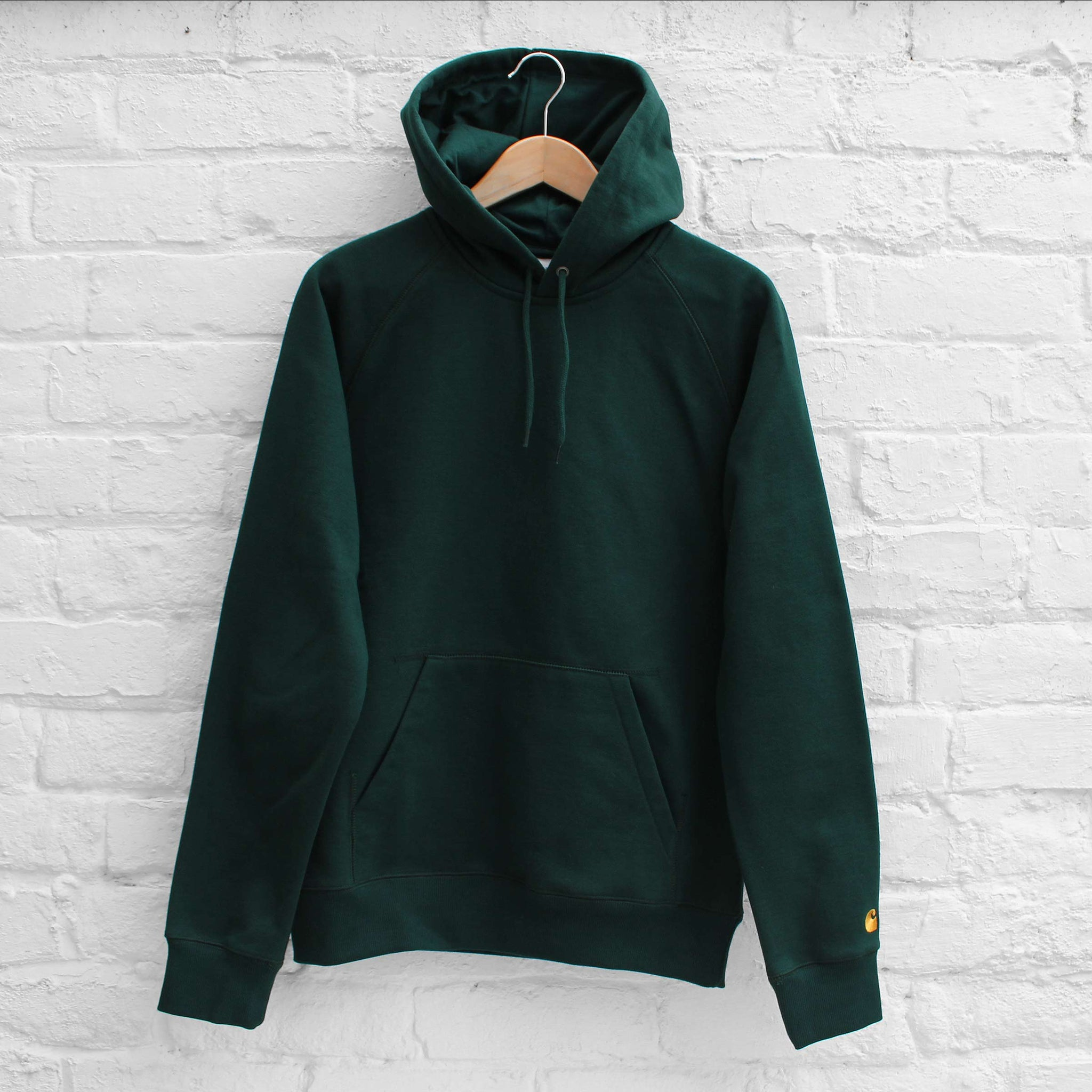 Carhartt WIP Hooded Chase Sweat Parsley