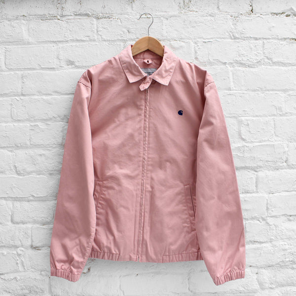 Carhartt WIP Madison Jacket Soft Rose / Sapphire