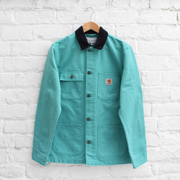 Carhartt Michigan Coat Soft Teal