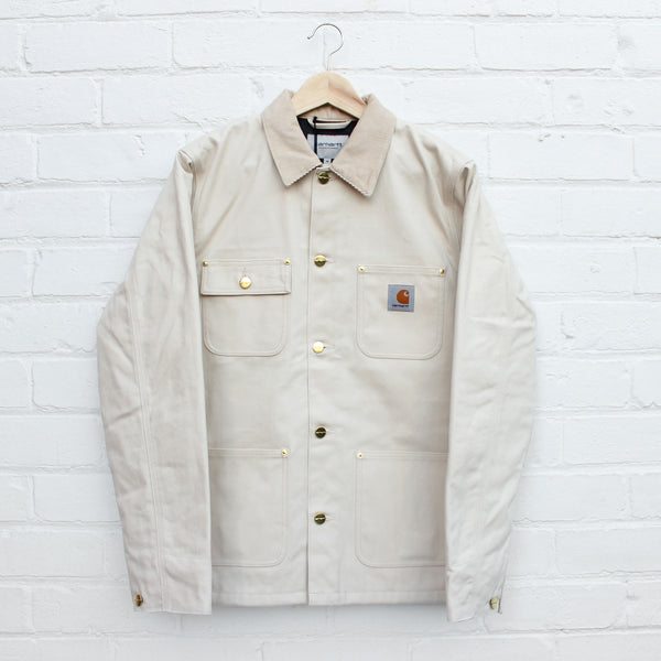 Carhartt WIP Michigan Coat Oats (Rigid)