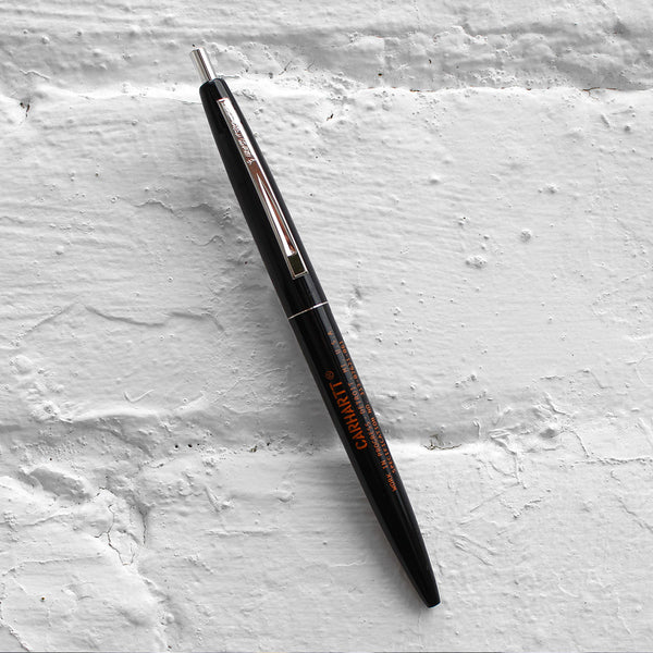 Carhartt WIP Military Ballpen - Black / Orange