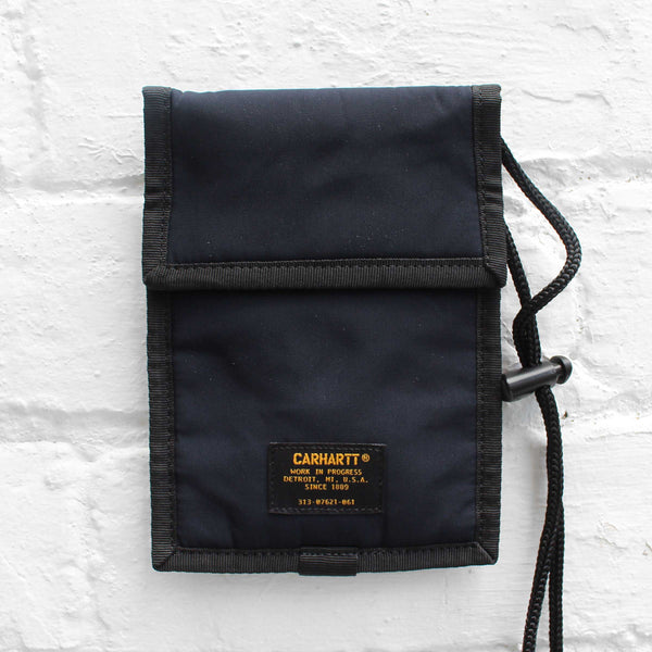 Carhartt WIP Military Neck Pouch Navy
