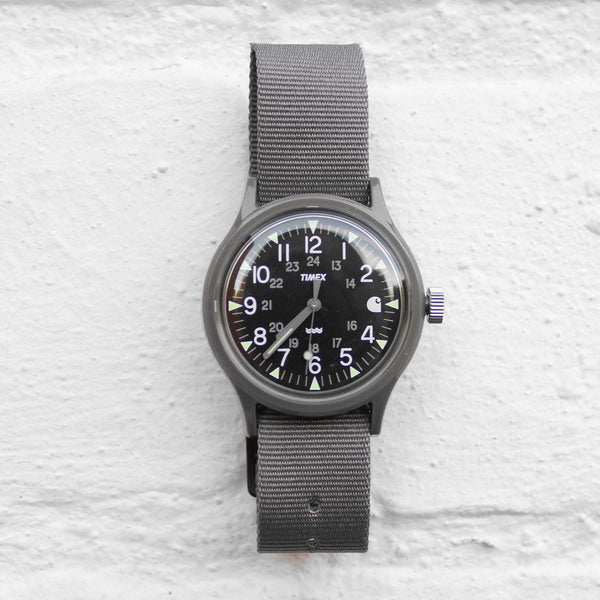 Carhartt WIP x Timex Watch Grey