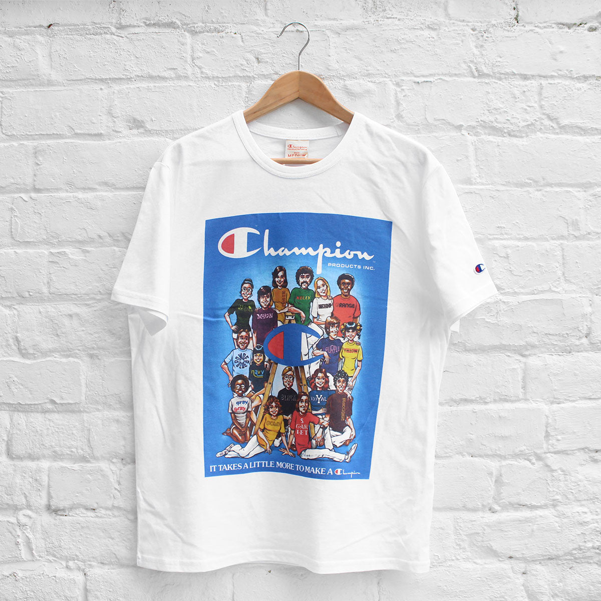 Champion Archive T-Shirt White