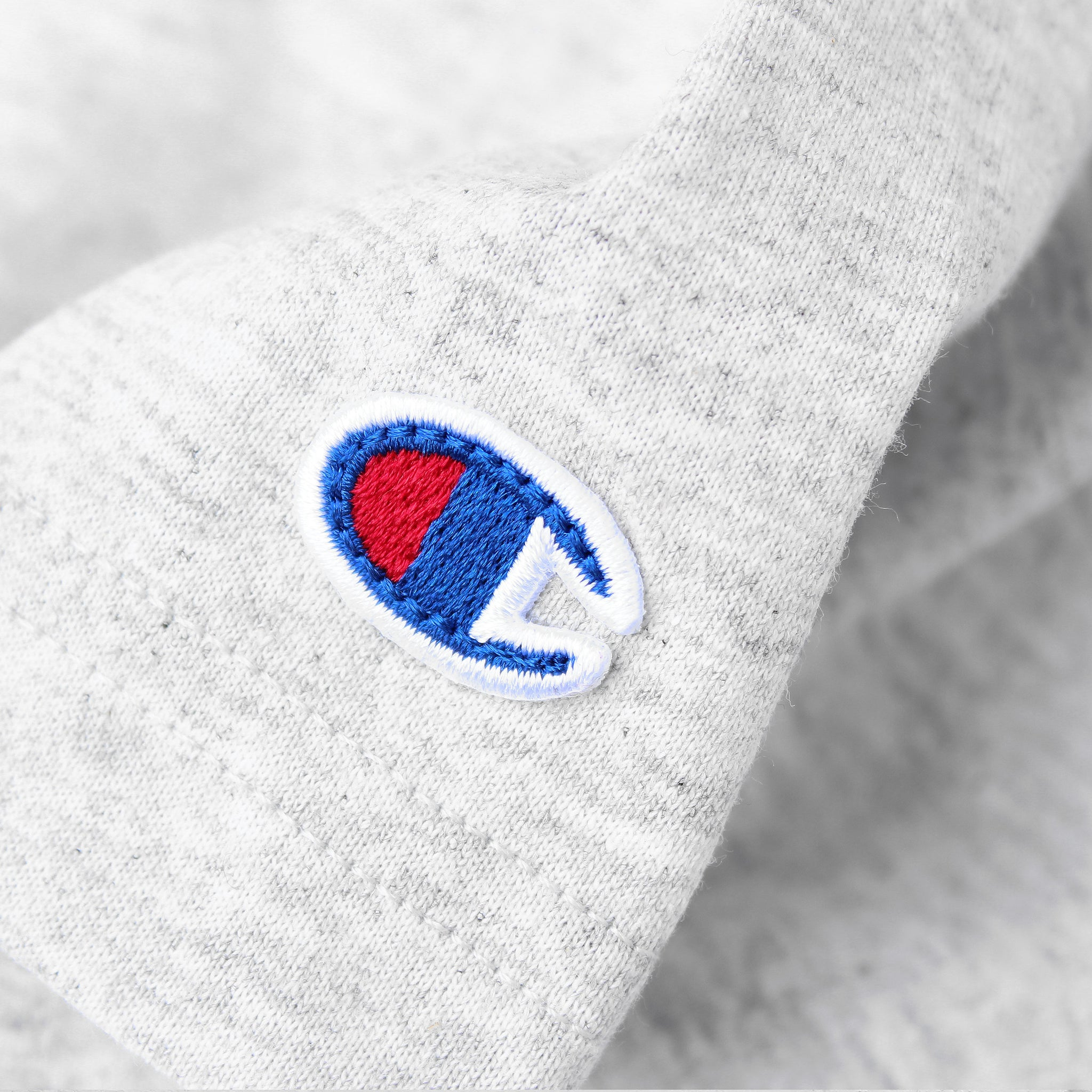 Champion Logo Crew T-Shirt