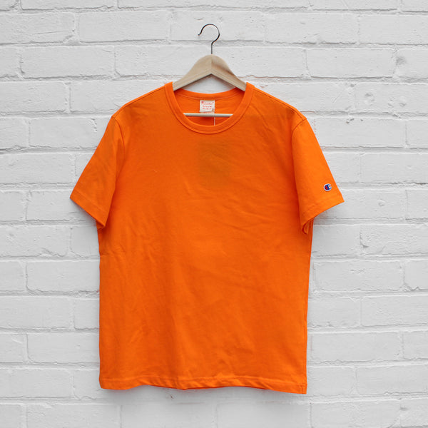 Champion Basic Crew T-Shirt Blaze Orange