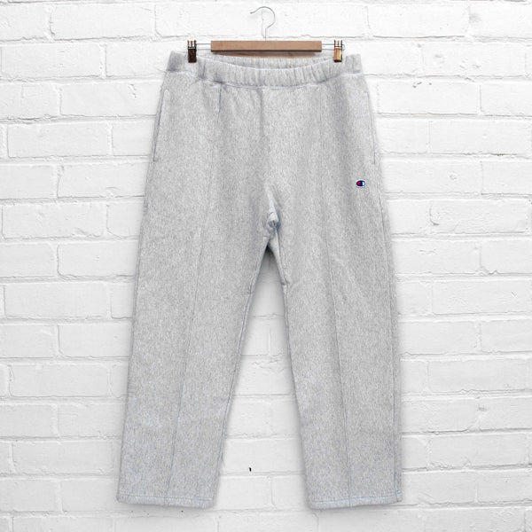 Champion Straight Hem Pant Grey Heather