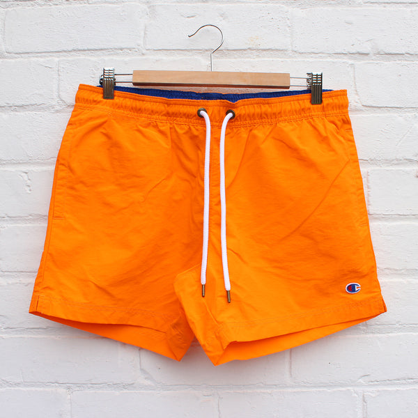 Champion Swimming Shorts Blaze Orange