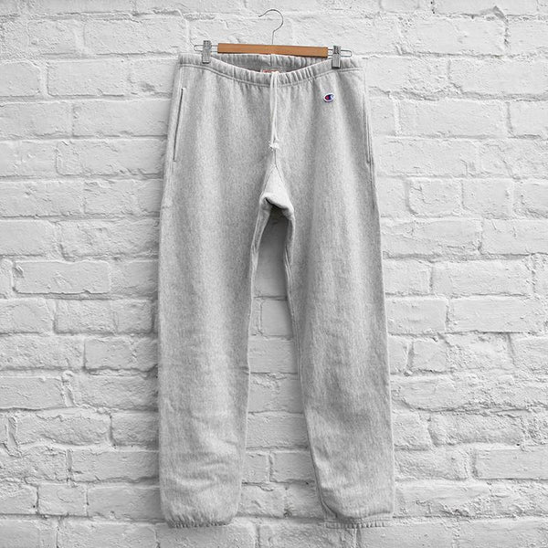 Champion Plain Trackpant Grey Heather