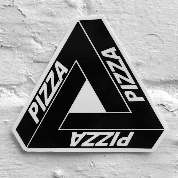 Pizza Palace Sticker